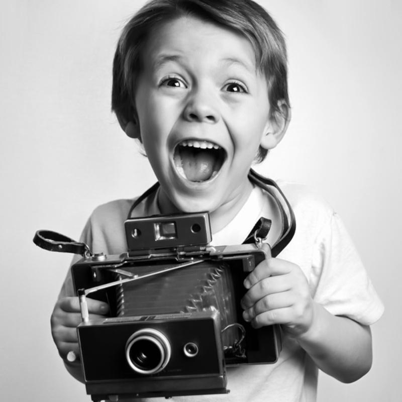 Снимать студийные портреты